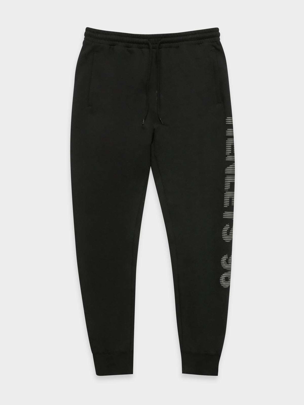Riviera Track Pants in Black
