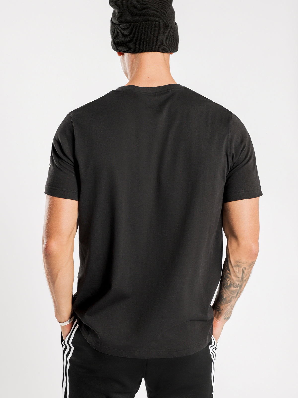 New Icon T-Shirt in Black