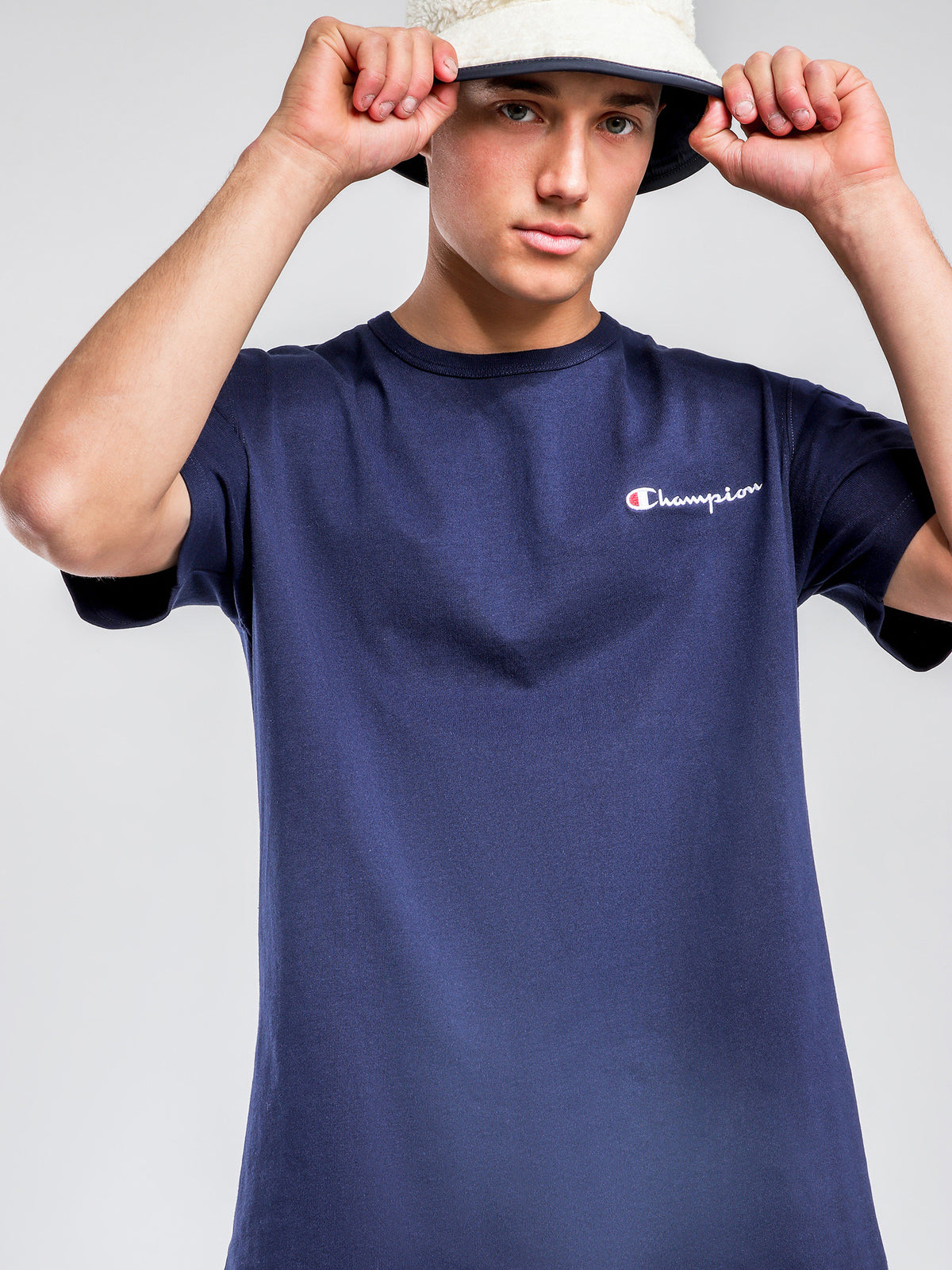 Heritage T-Shirt in Navy