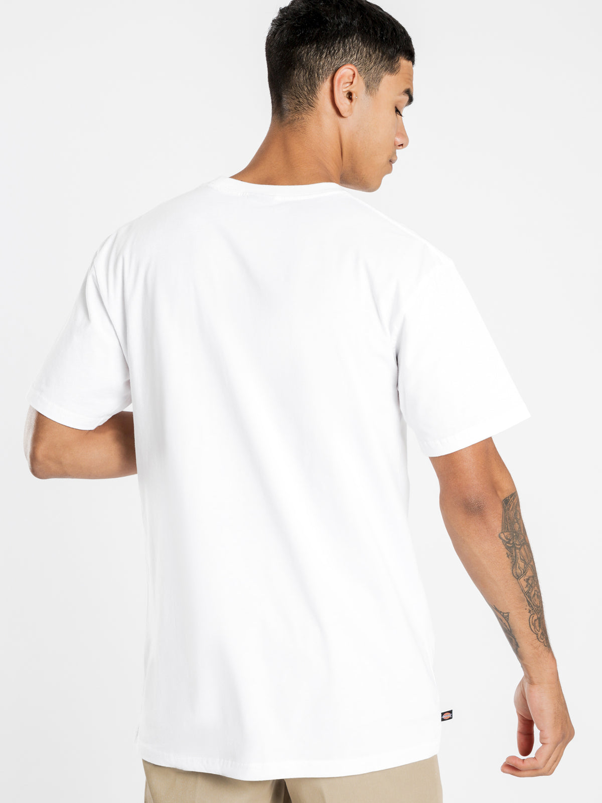H.S Rockwood T-Shirt in White