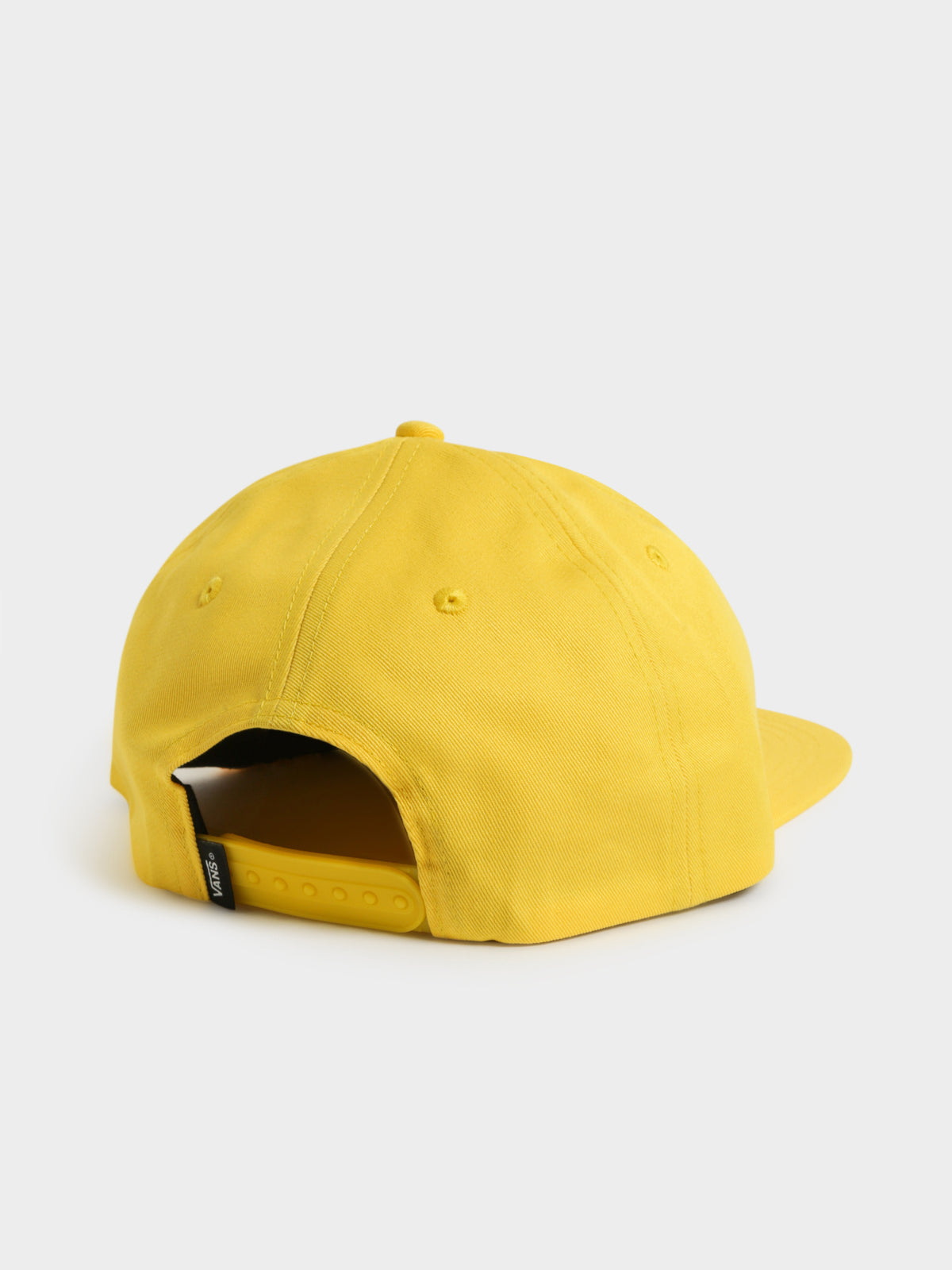 The Simpsons x Vans Krusty Shallow Unconstructed Hat in Yellow