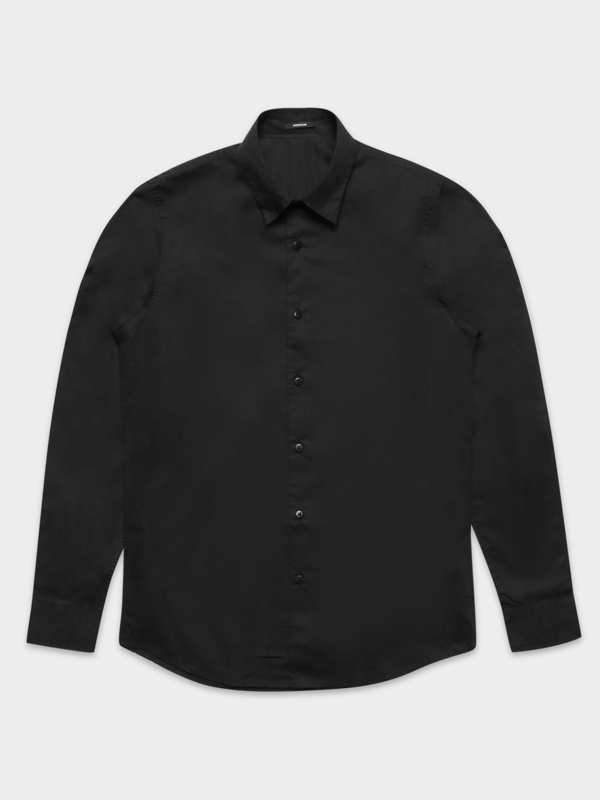 Pack Shirt in Cinder Black