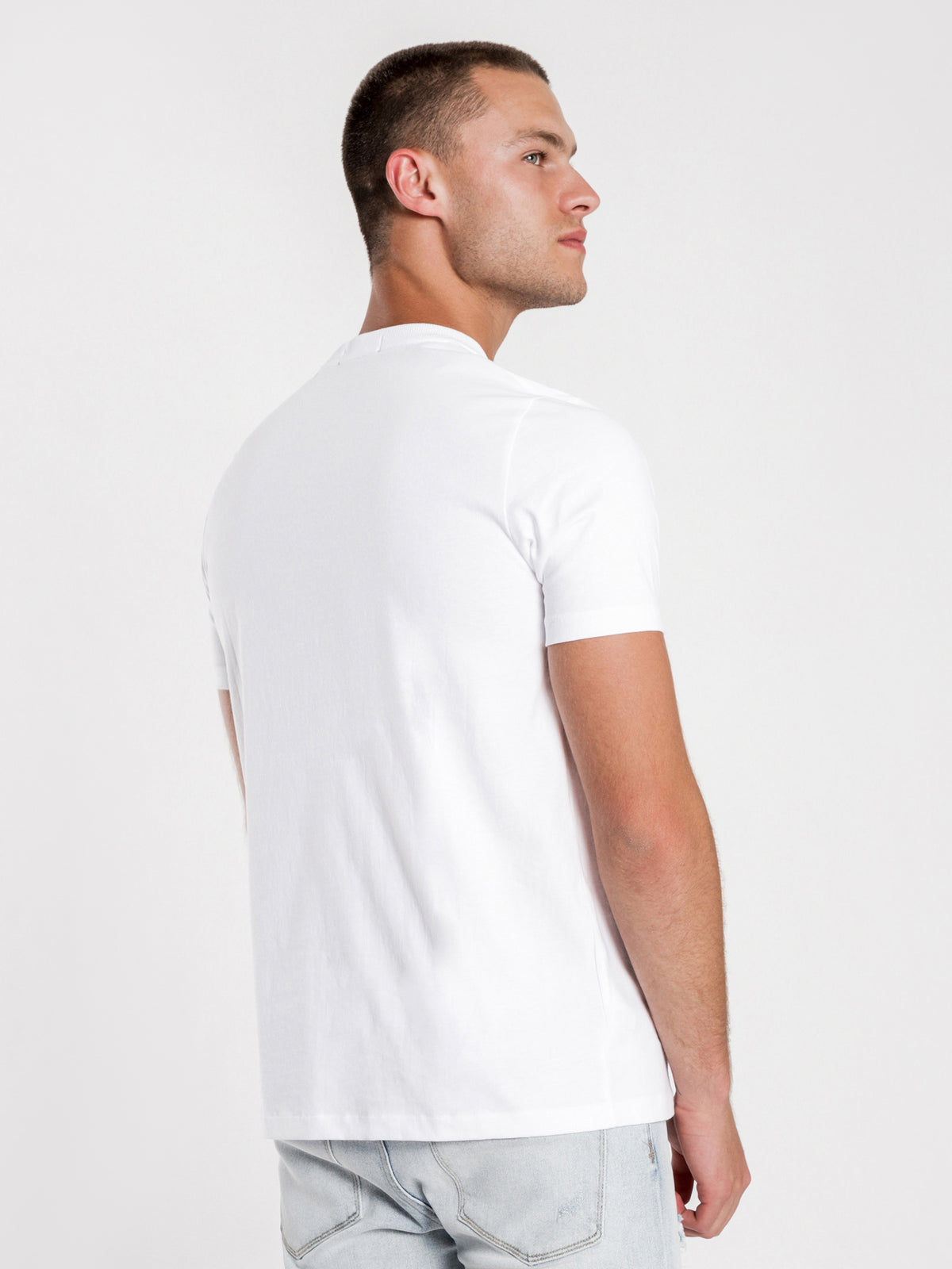 Laurel Graphic T-Shirt in White