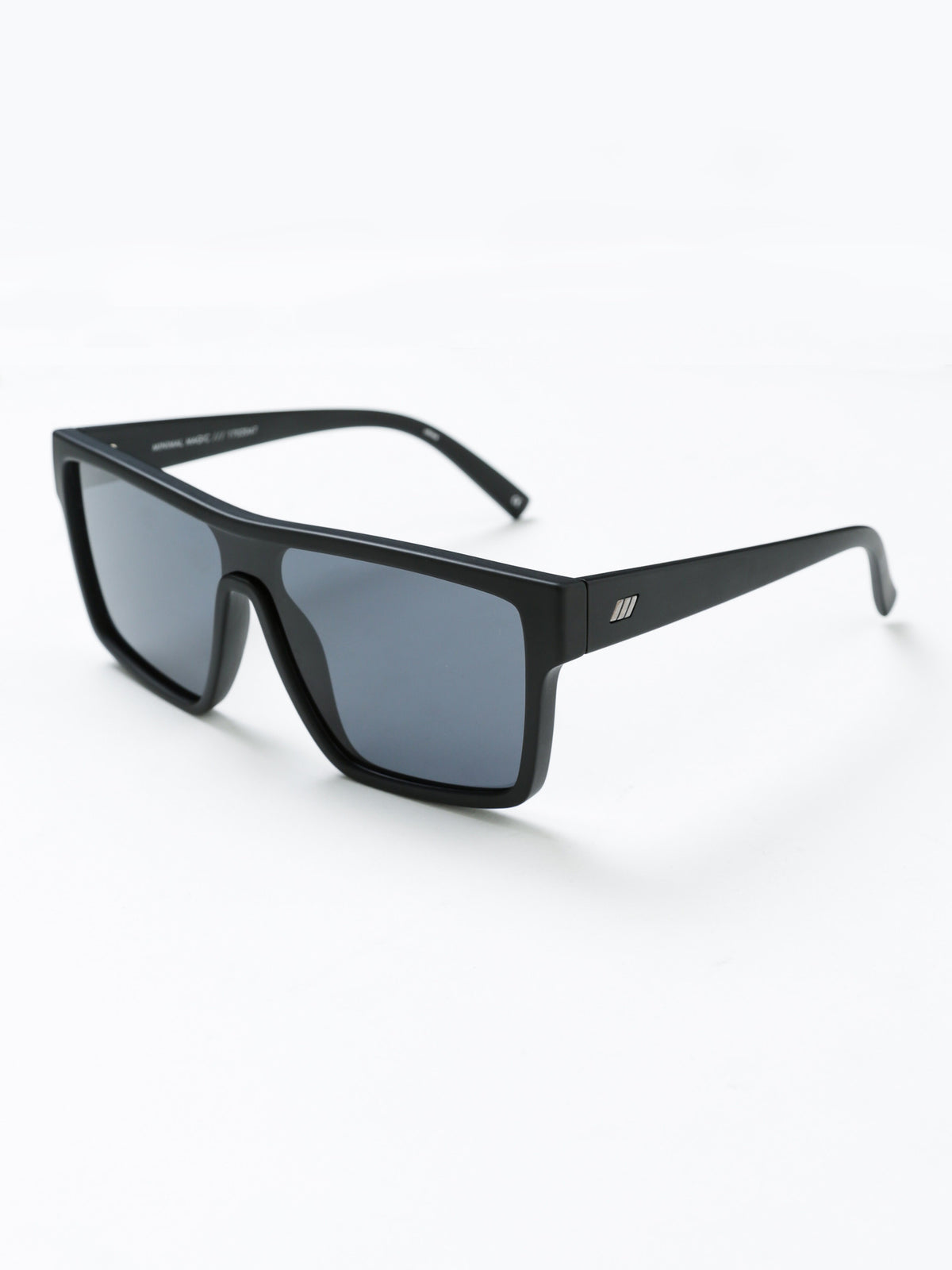 Dirty Magic Sunglasses in Black
