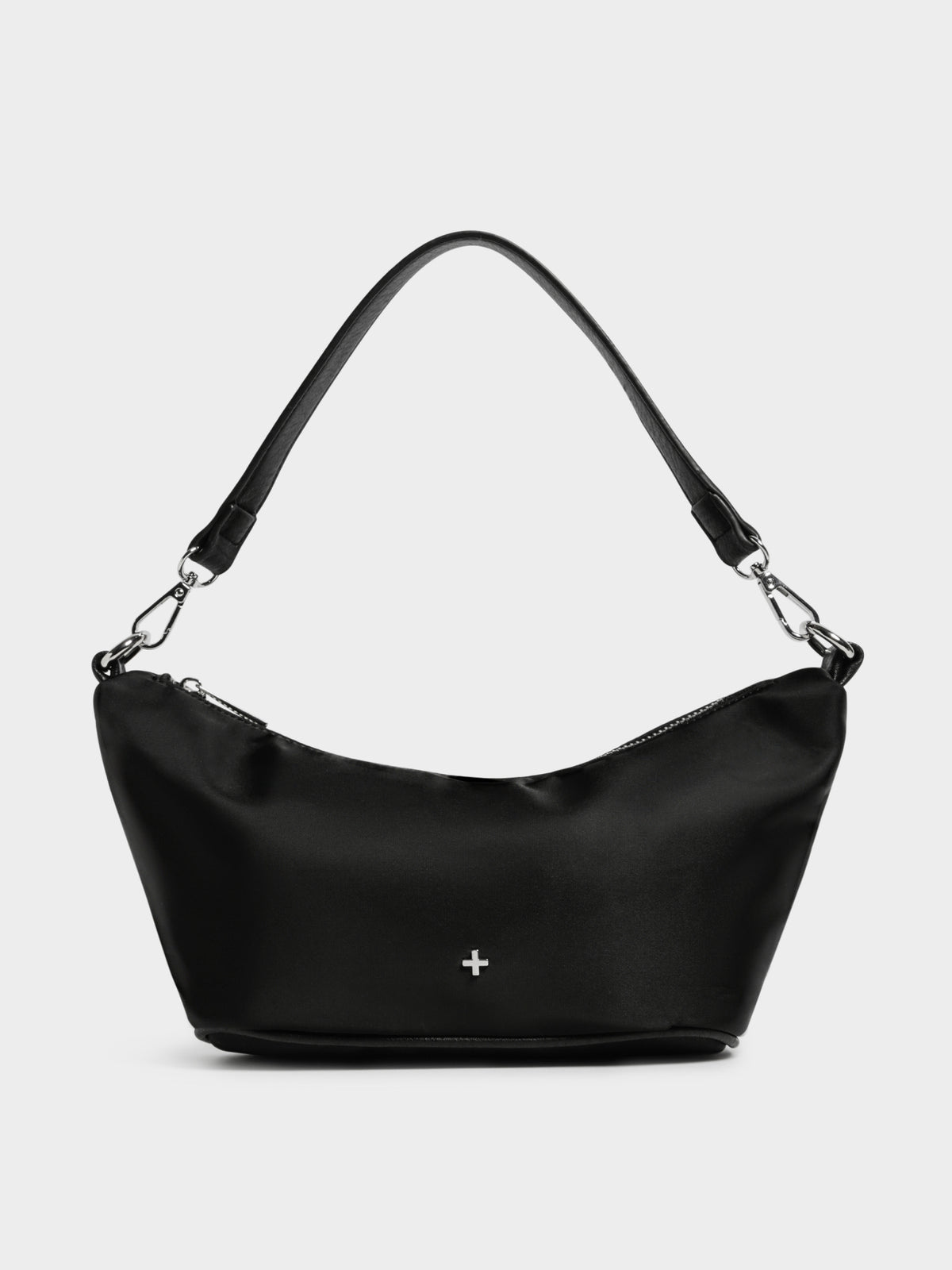 Parker Mini Shoulder Bag in Black