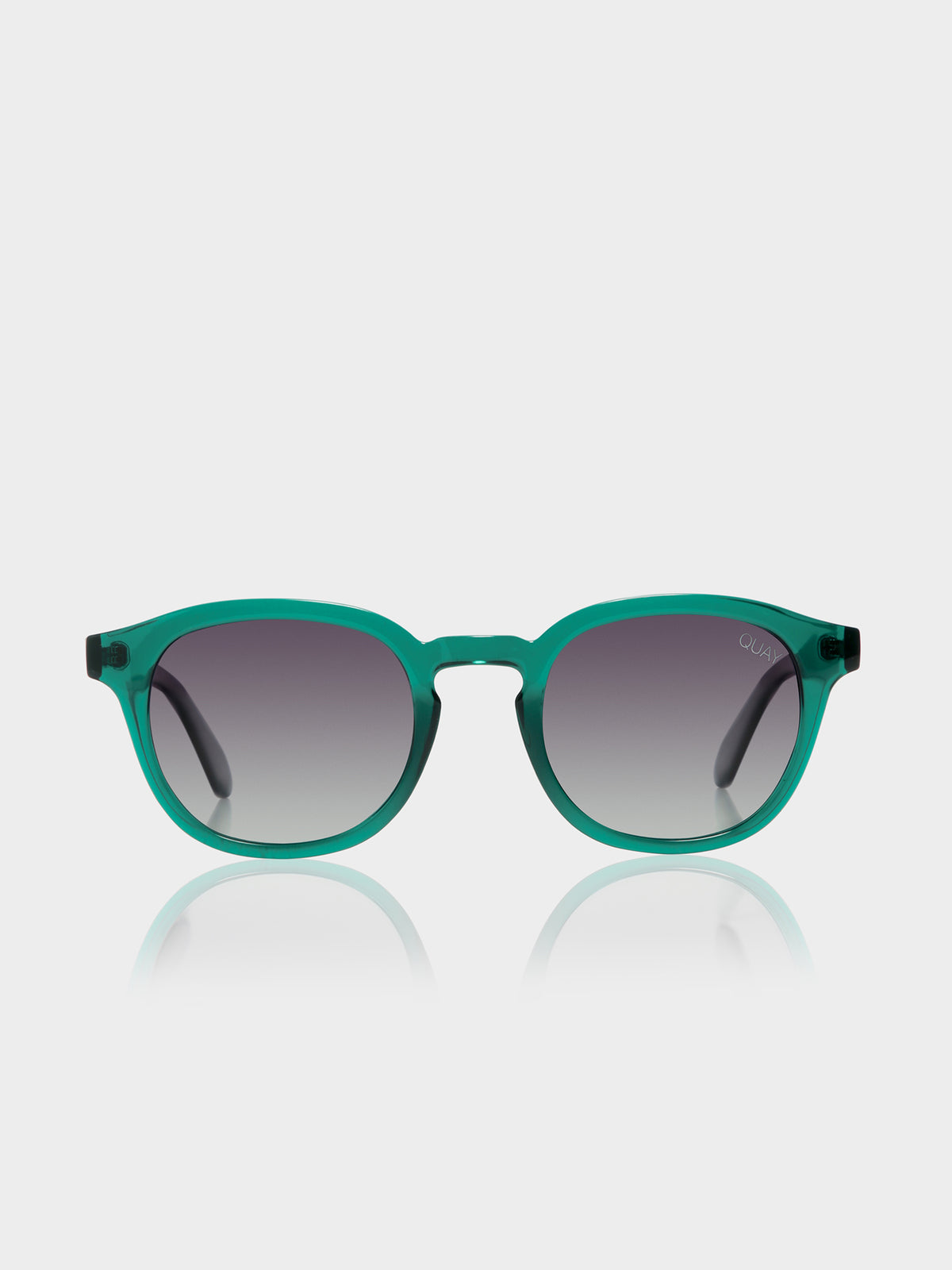 Walk On Sunglasses in Green Smoke