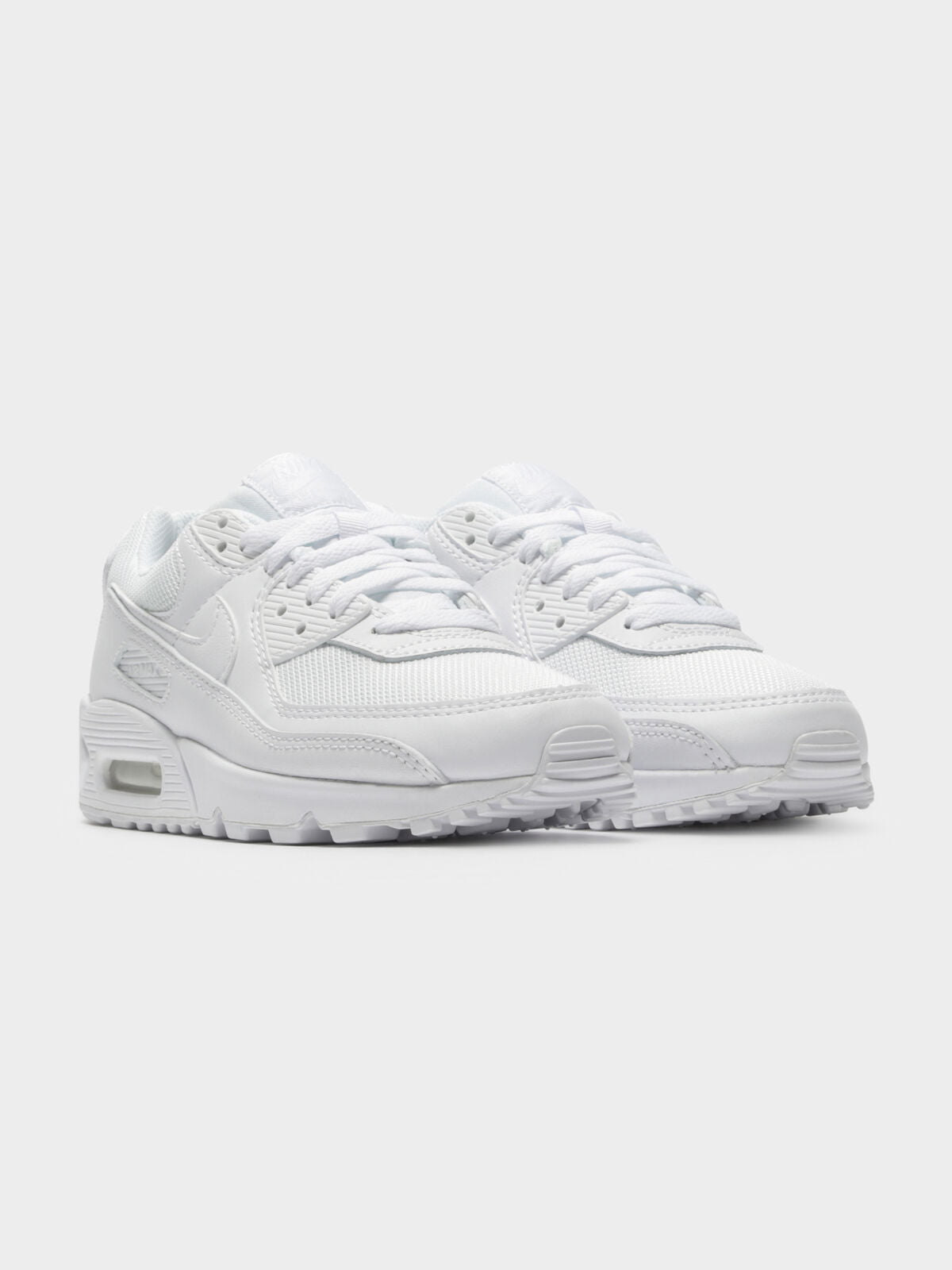 Womens Air Max 90 Sneakers in White