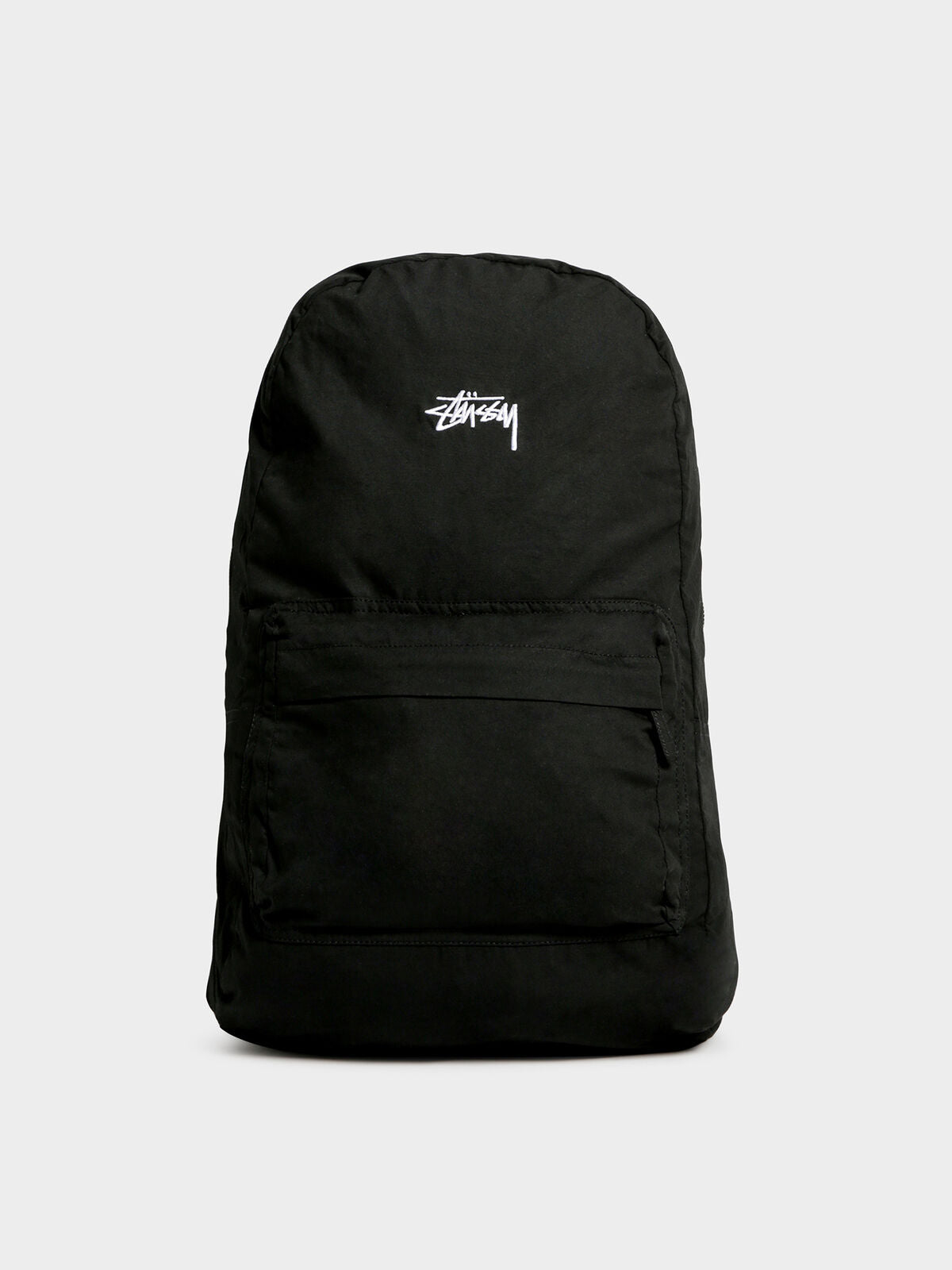 Stock Twill Beachpack in Black