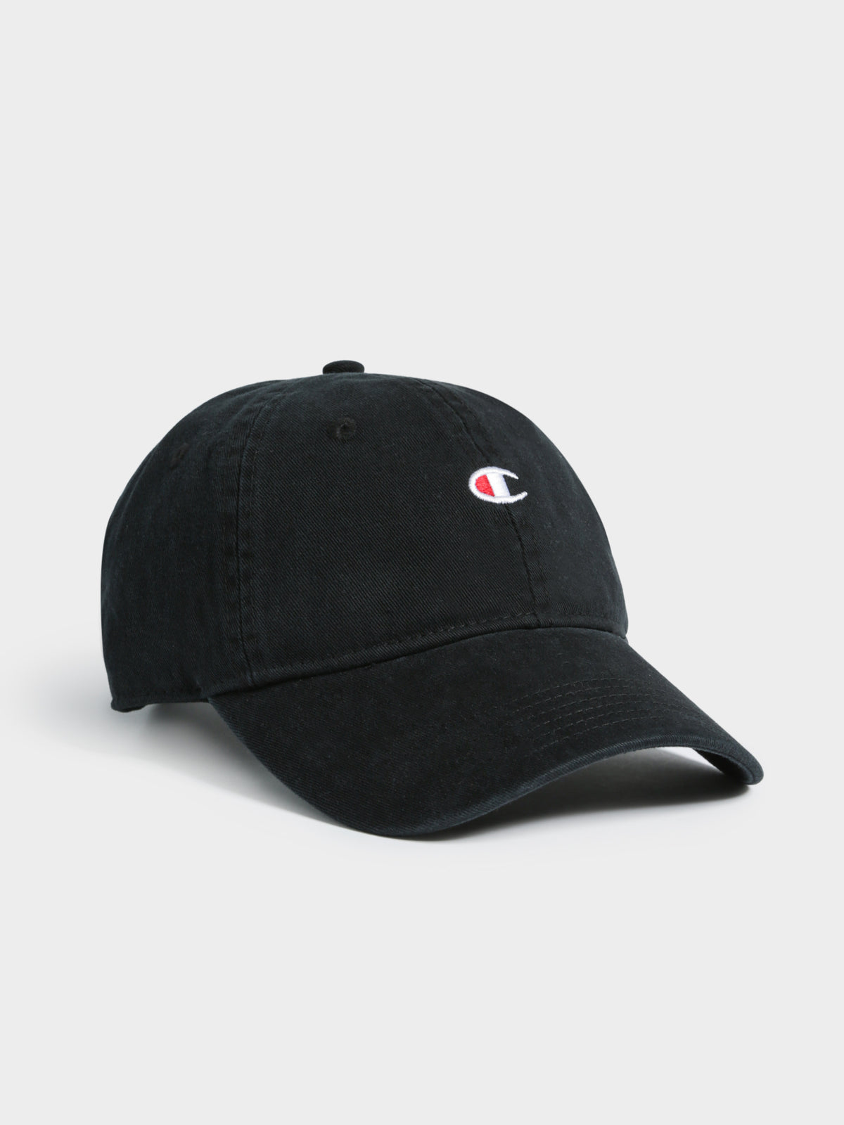 C Life Japan Cap in Black