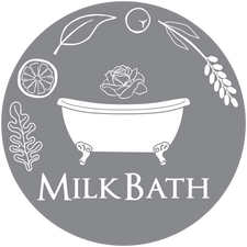 milk bath logo