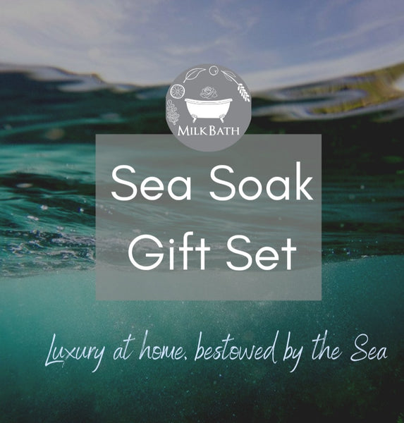Vegan Sea Soak Gift Set