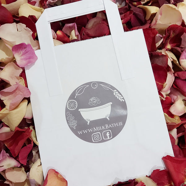 Milk Bath Gift Bag