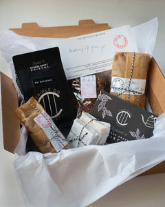COFFEE PROVISIONS BOX