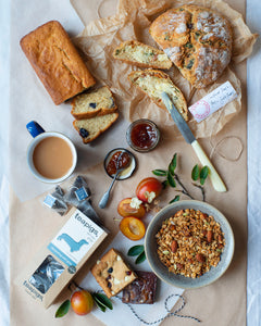 SEPTEMBER TEA + SWEET PROVISIONS BOX