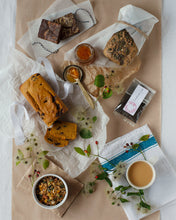 Load image into Gallery viewer, NOVEMBER TEA + SWEET PROVISIONS BOX