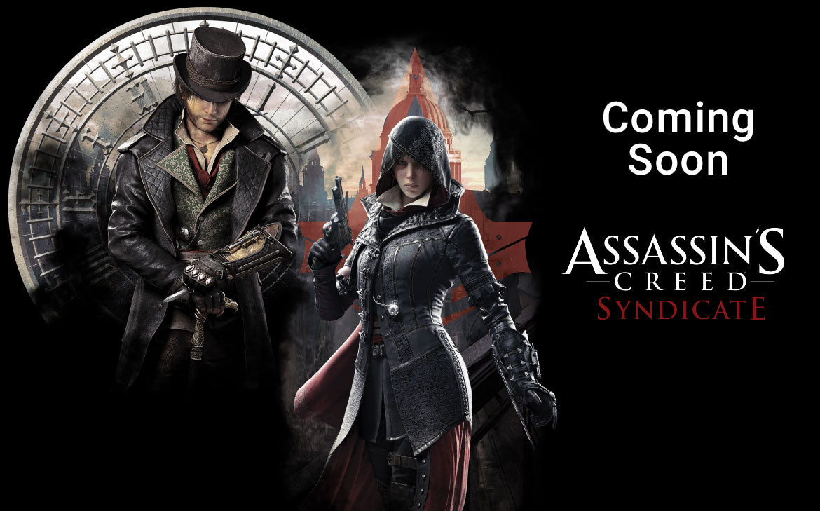 Assassins creed, coming soon.