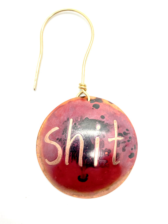 Shit Ornament