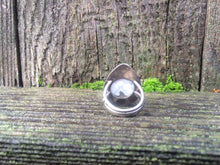 Load image into Gallery viewer, Ocean Jasper Ring in Sterling Silver, Size 6.5