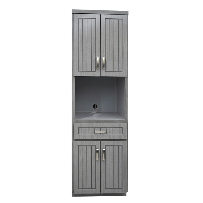 Locker Oxford-Gris Contemporáneo
