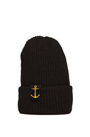 Zissou Black Watch Cap