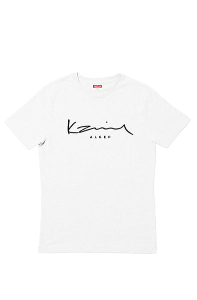 Happy People x Karim Alger White T-shirt