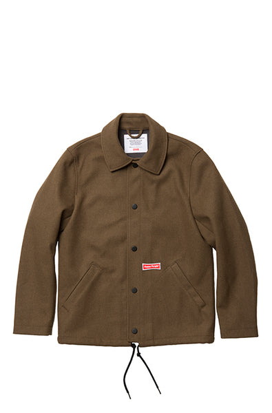 Arctic Surplus Olive Coach Jacket