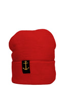 Zissou Knit Cap Red