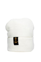 Zissou Knit Cap White