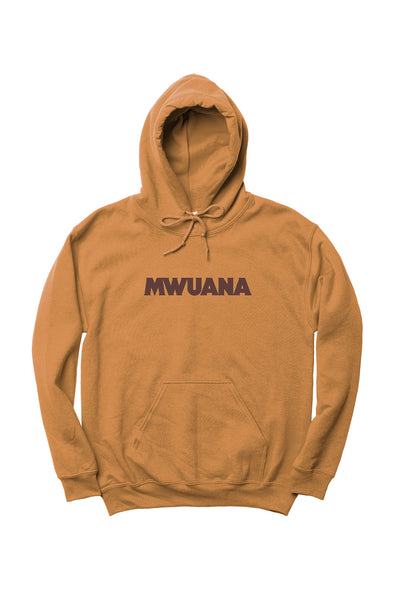Happy People x Mwuana Camel Hoodie
