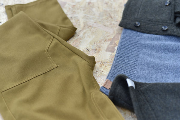 Gallox sustainable fabrics Autumn-Winter 20/21
