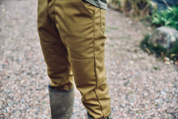 HAWKRIDGE RECYCLED WORK TROUSERS