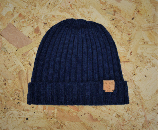 DUNSTER BEANIE (REGATTA BLUE)