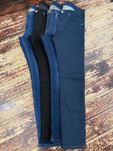 Load image into Gallery viewer, LEE 'Luke' slim tapered flex jeans in washed blue