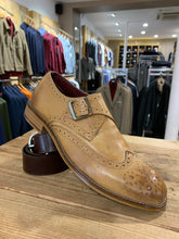 Load image into Gallery viewer, London Brogues monk strap shoe from Gere Menswear