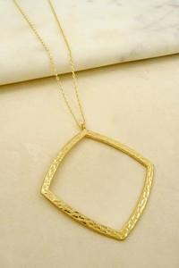 Shape Of Life Necklace