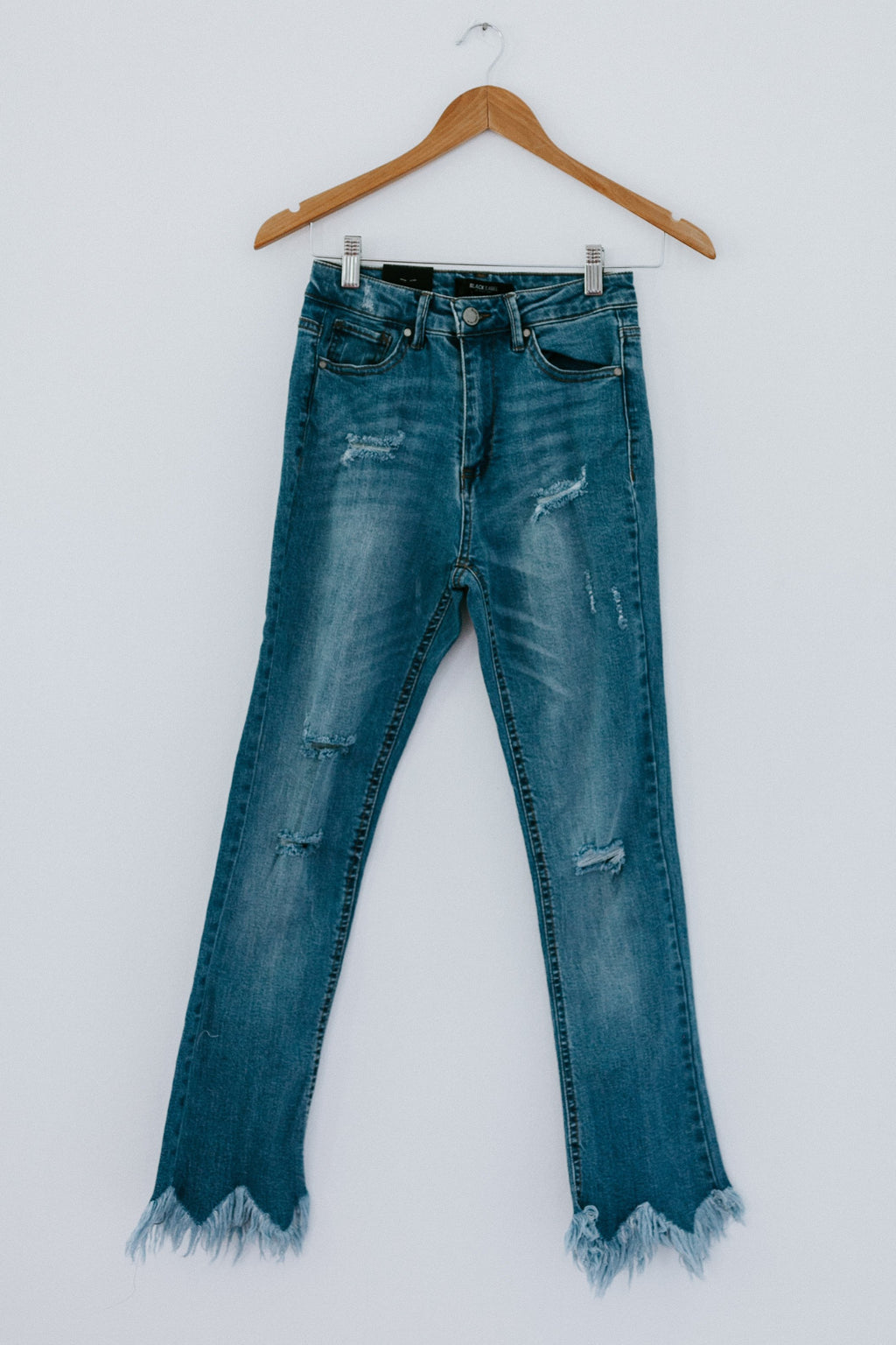 Live for Fray Jeans