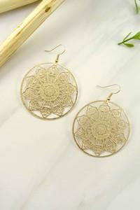 My Medallion Earrings