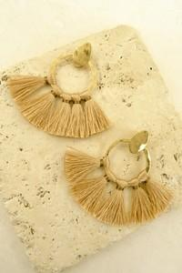 On The Fringe Earring