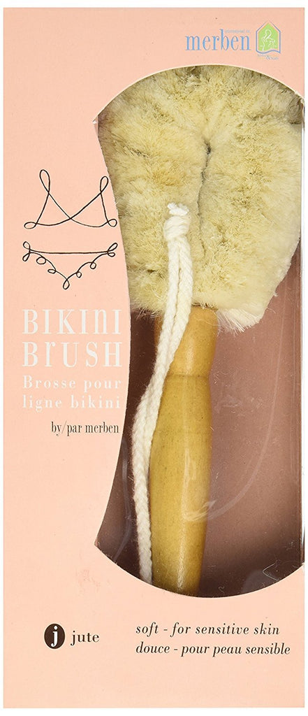 Bikini Brush - Sensitive
