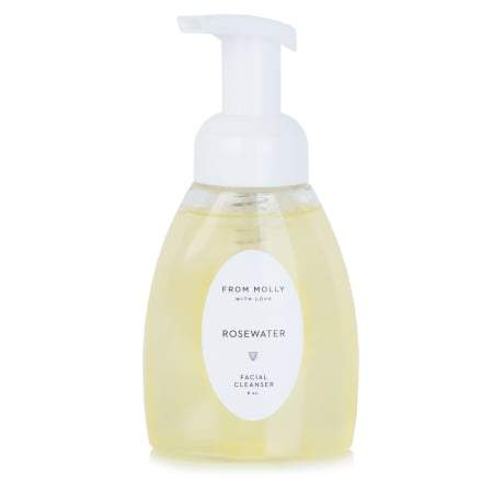 Rosewater Facial Cleanser 8oz.