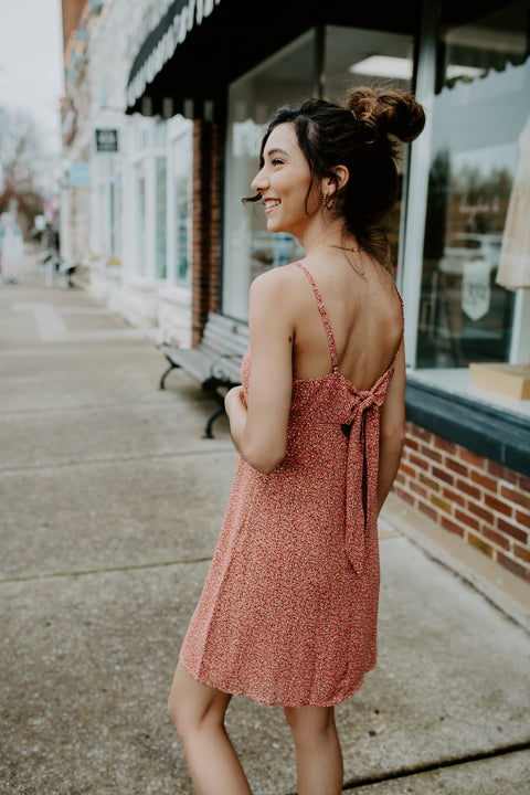 True Reflections Dress- Blush