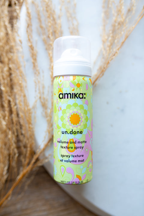 Amika Un.done Texture Spray - Travel Size