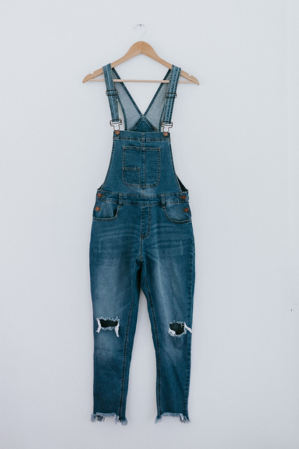 Forget Me Not Overalls