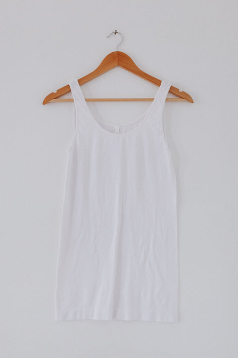 Dream Tank // White
