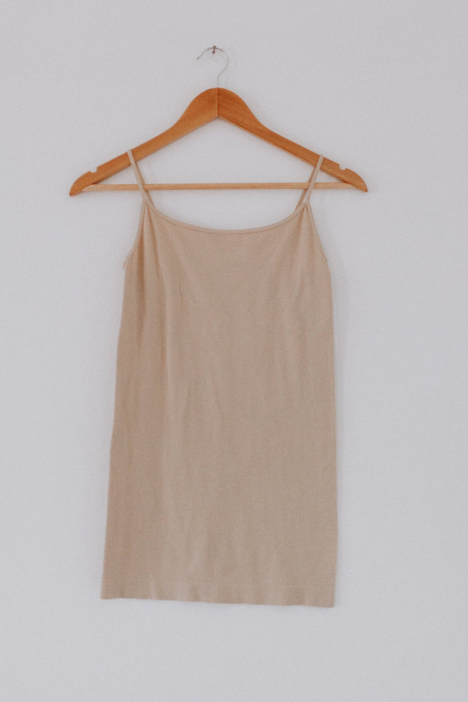 Dream Cami // Nude