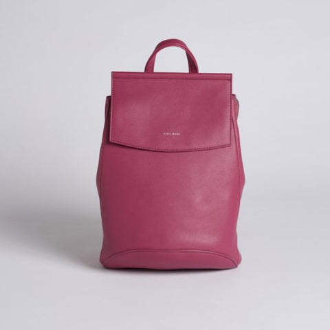 Kim Convertible Backpack - Magenta