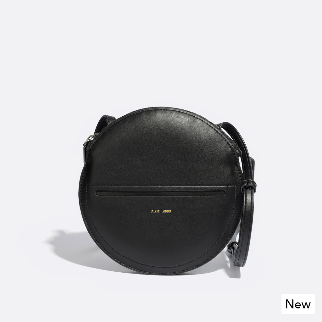 Phoebe Crossbody – Black