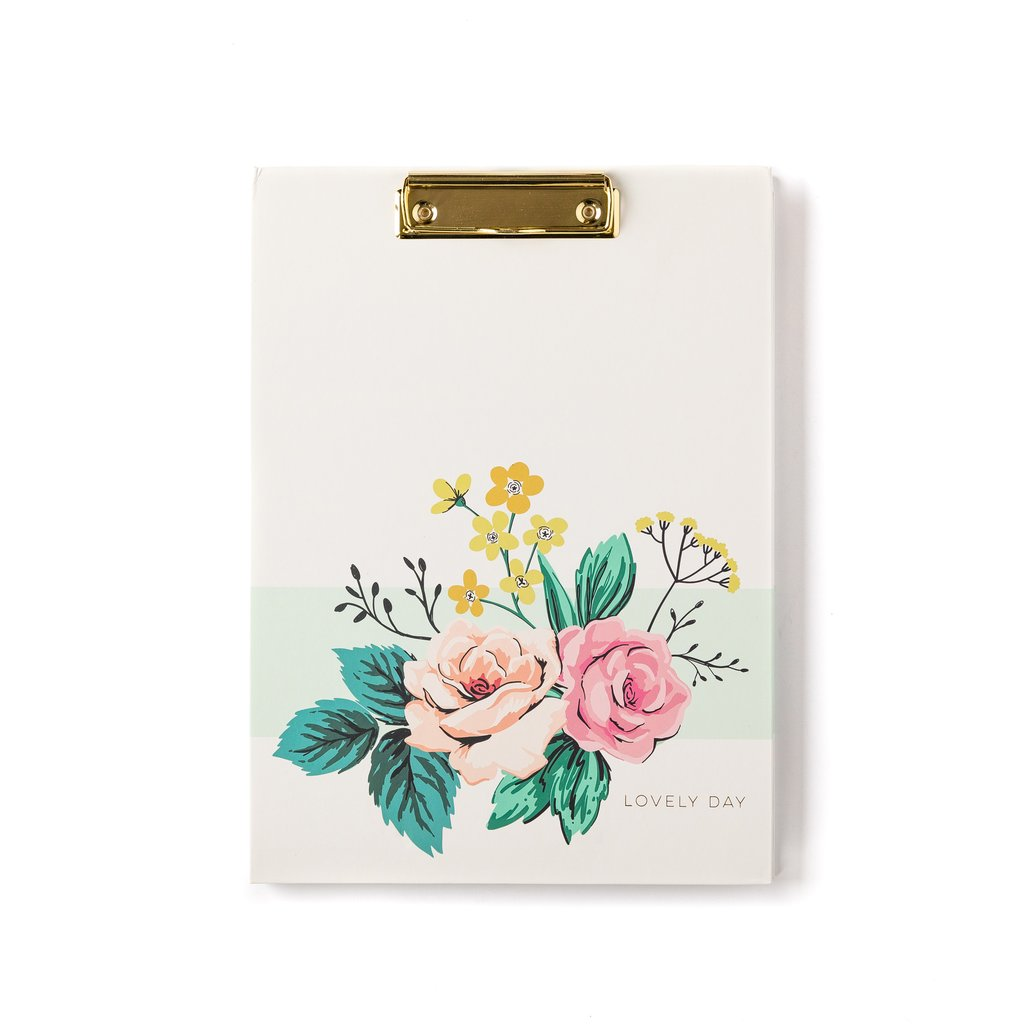 Lovely Day Clipboard Folio