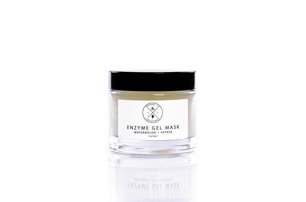 Enzyme Gel Mask - Birchrose & Co.