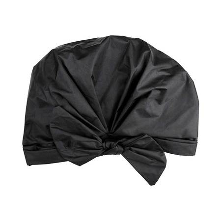 Luxe Shower Cap - Black